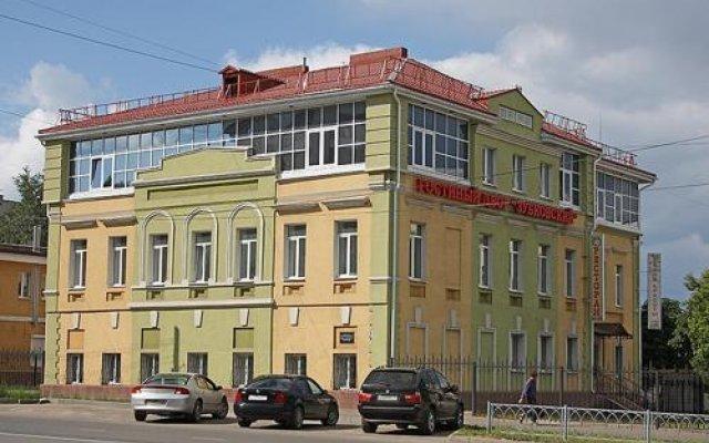 Гостиница Zubkovskiy Hotel в Иваново 1 отзыв об отеле, цены и фото номеров - забронировать гостиницу Zubkovskiy Hotel онлайн вид на фасад