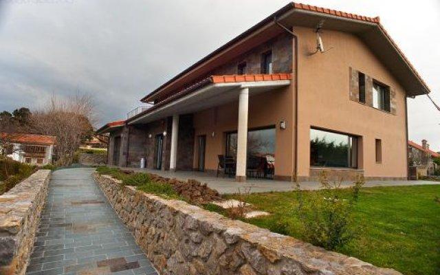 Отель Posada Casa Sueños вид на фасад