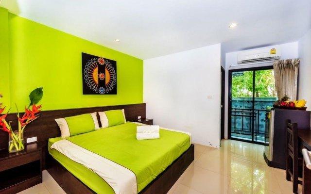 Отель Little Hill Phuket Resort вид на фасад