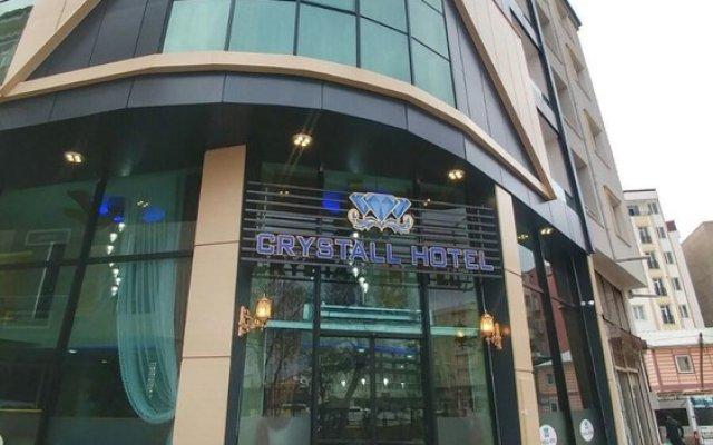 Crystall Hotel вид на фасад