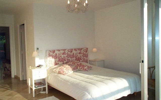 Отель Abbaye du Mont Boron AP1005 комната для гостей