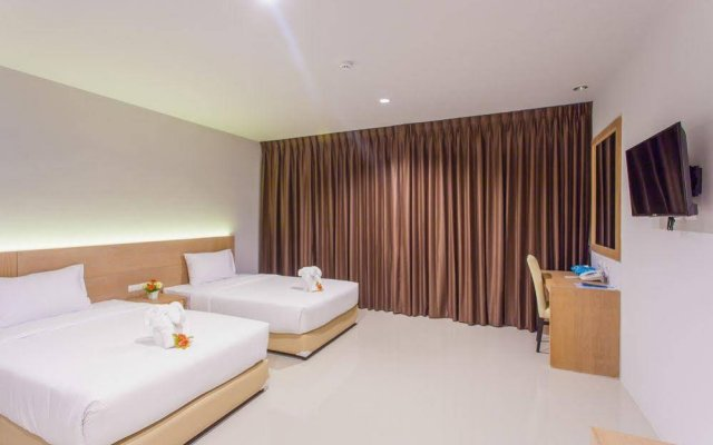 The Pillow Phuket Hotel комната для гостей