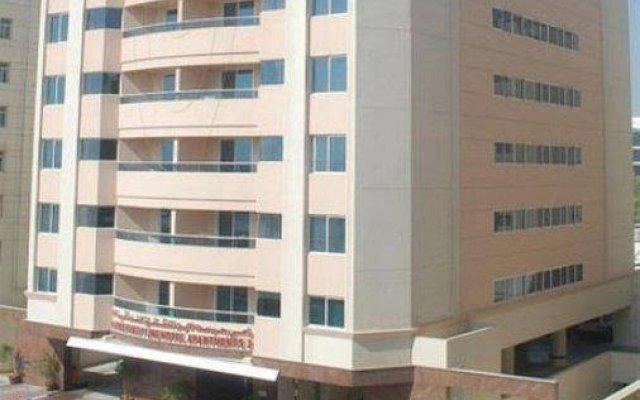Ramee Guestline 2 Hotel Apartments вид на фасад