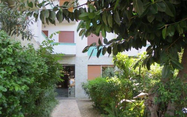 Отель Hibiscus Италия, Палермо - отзывы, цены и фото номеров - забронировать отель Hibiscus онлайн вид на фасад