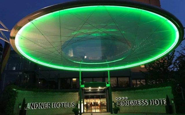 Lindner Congress Hotel вид на фасад