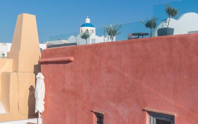 Отель Tramonto Secret Villas Греция, Остров Санторини - отзывы, цены и фото номеров - забронировать отель Tramonto Secret Villas онлайн вид на фасад