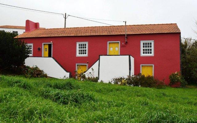 Отель Casa das Areias вид на фасад