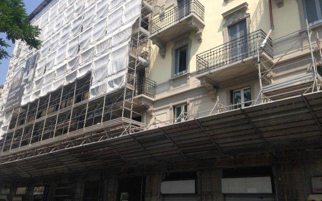 Arco Hotel вид на фасад