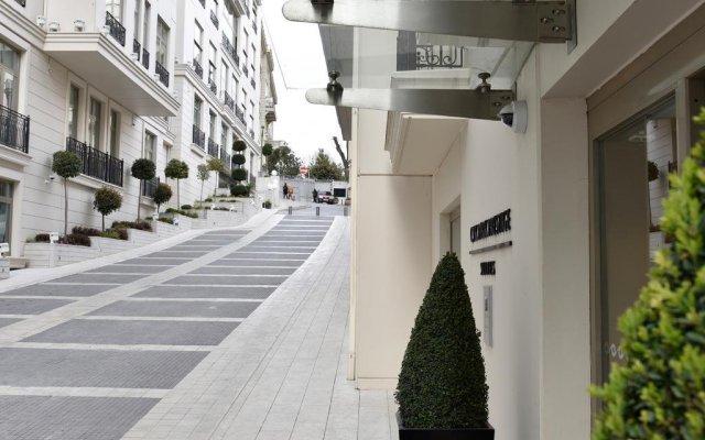Отель Cvk Park Prestige Suites вид на фасад