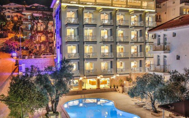 Oreo Hotel Турция, Каш - отзывы, цены и фото номеров - забронировать отель Oreo Hotel онлайн вид на фасад