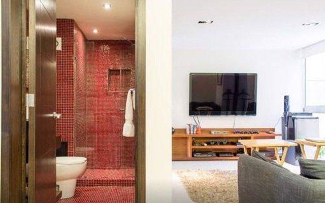 Отель Luxury Polanco Мехико комната для гостей