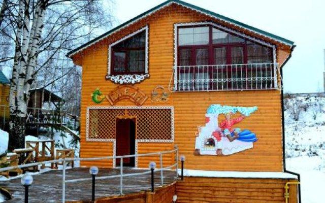 Гостиница Holiday home Emelya в Костроме 1 отзыв об отеле, цены и фото номеров - забронировать гостиницу Holiday home Emelya онлайн Кострома вид на фасад