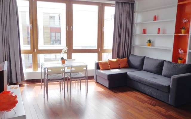 Апартаменты JR Rental Apartments Piekna 24/26A комната для гостей
