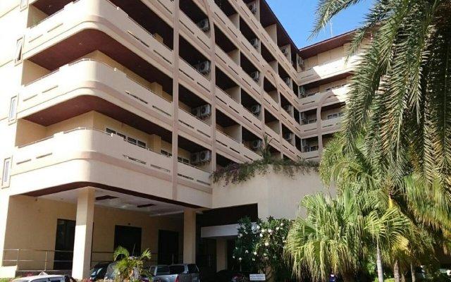 Отель View Talay Residence Condo 3 вид на фасад