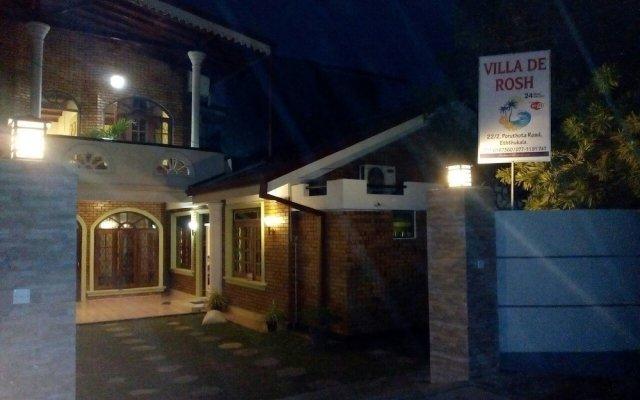 Отель Seven Nights Resort вид на фасад