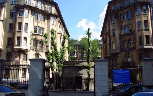 Гостиница Idea House Ligovskiy вид на фасад
