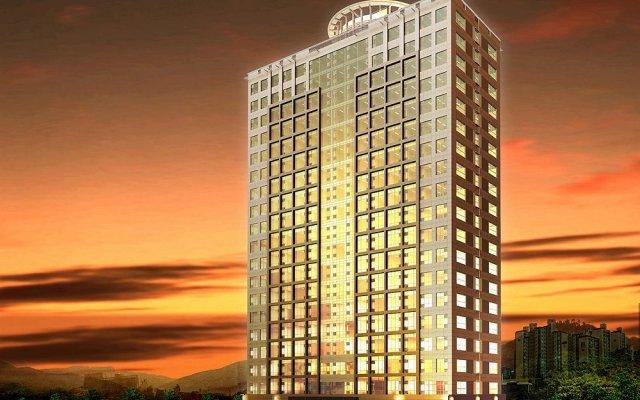 Stay 7 Mapo Residence Hotel вид на фасад