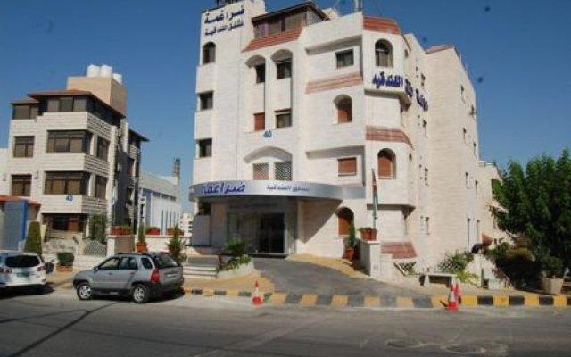 Daraghmeh Hotel Apartments - Wadi Saqra вид на фасад