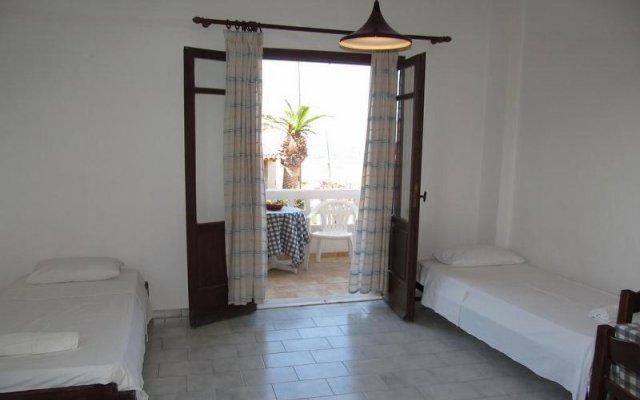 Апартаменты Irilena Apartments комната для гостей