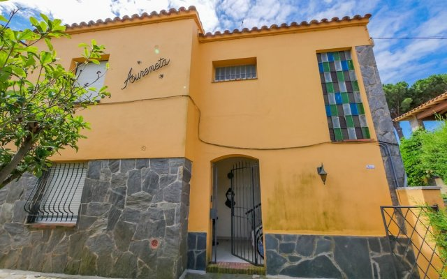 Отель Agi La Pinta Испания, Курорт Росес - отзывы, цены и фото номеров - забронировать отель Agi La Pinta онлайн вид на фасад