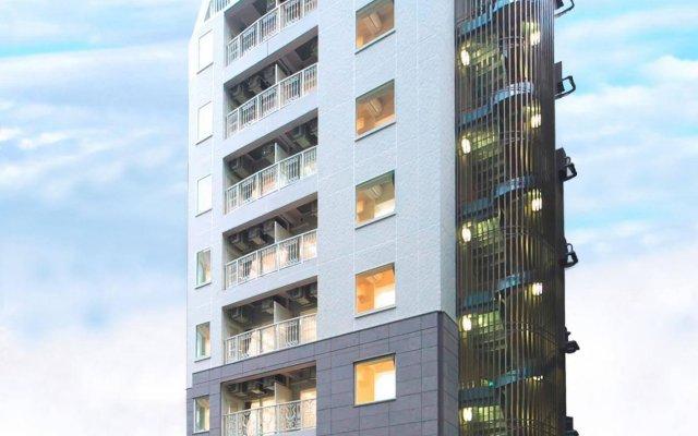 Отель Akasaka Urban Hotel Япония, Токио - отзывы, цены и фото номеров - забронировать отель Akasaka Urban Hotel онлайн вид на фасад