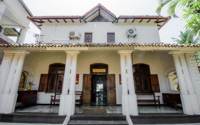 Отель Amor Villa вид на фасад