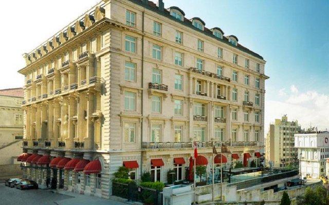 Отель Perapart вид на фасад