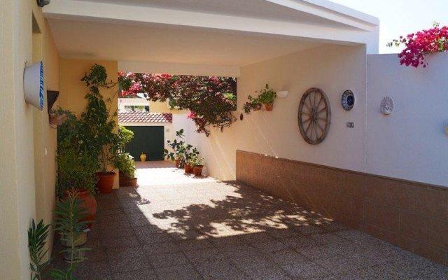 Отель Villa Cel Испания, Кала-эн-Бланес - отзывы, цены и фото номеров - забронировать отель Villa Cel онлайн вид на фасад