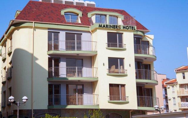 Отель Mariner's Suites Солнечный берег вид на фасад