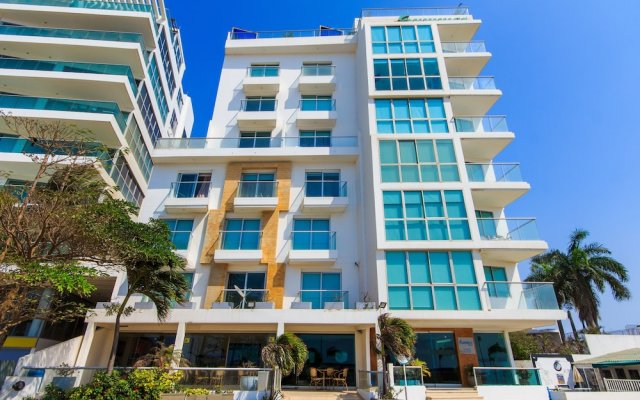 Hotel Summer Frente Al Mar In Cartagena Colombia From 68