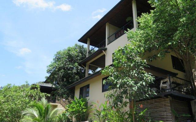 Апартаменты Koh Tao Heights Exclusive Apartments вид на фасад