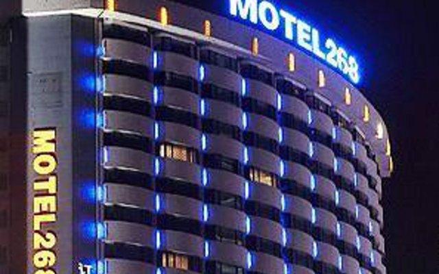 Отель Motel 268 Shenzhen Huaqiang Китай, Шэньчжэнь - отзывы, цены и фото номеров - забронировать отель Motel 268 Shenzhen Huaqiang онлайн вид на фасад