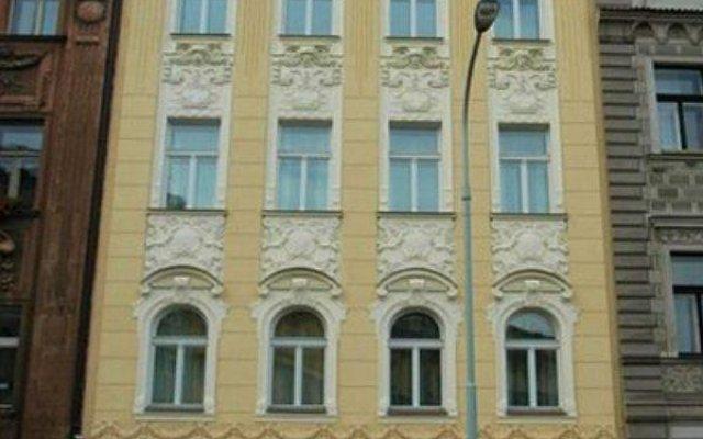 Artesse Hotel вид на фасад