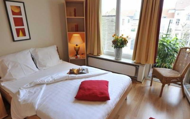Отель European Union Flats комната для гостей