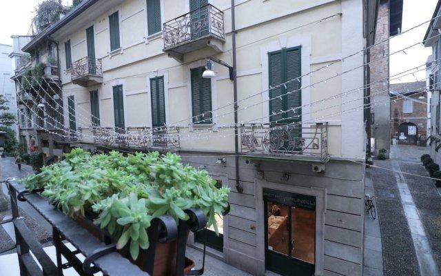 Отель Temporary House - Brera District вид на фасад