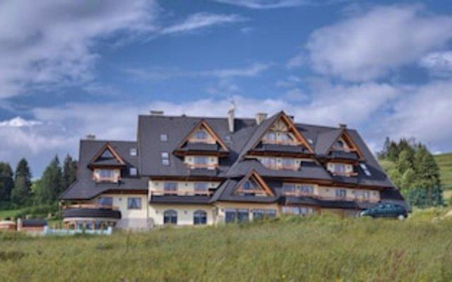 Отель Montenero Resort & SPA вид на фасад