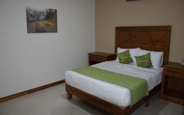 Hacienda Inn Hotel Boutique комната для гостей