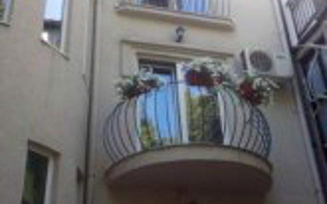 Отель Allegra вид на фасад