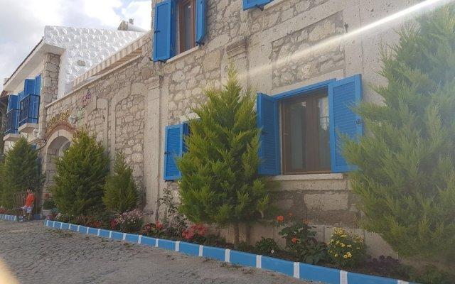 Aksam Sefasi Hotel Чешме вид на фасад