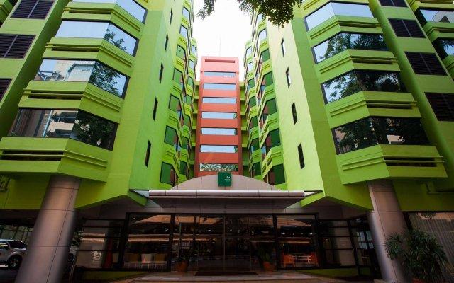 Отель ZEN Rooms Ramkham 15 Таиланд, Бангкок - отзывы, цены и фото номеров - забронировать отель ZEN Rooms Ramkham 15 онлайн вид на фасад