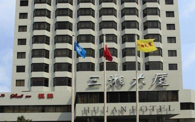 Sanxiang Hotel вид на фасад