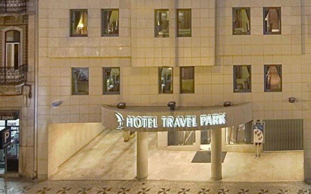 Hotel Travel Park Lisboa вид на фасад