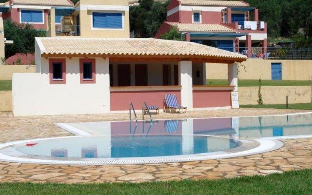 Отель La Riviera Barbati вид на фасад