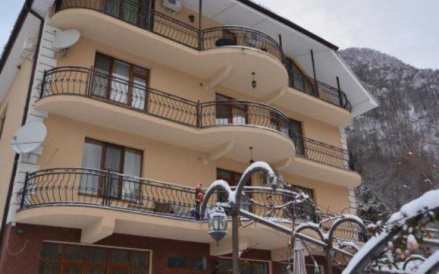 Гостиница Gornaya Lavanda Guest House вид на фасад