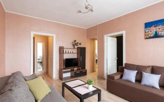 Гостиница MneNaSutki Leningradskiy prospect комната для гостей