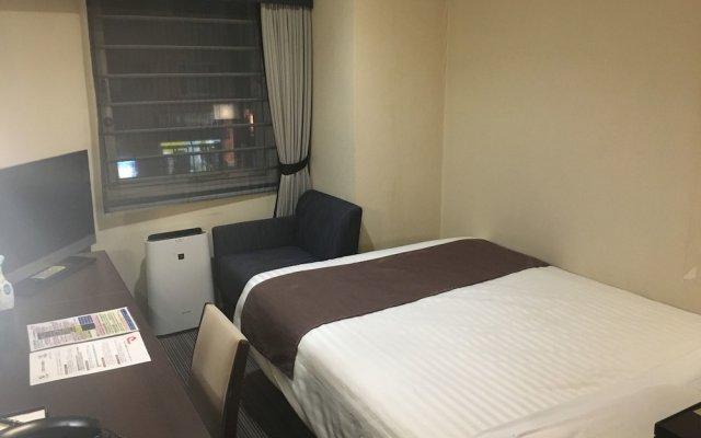 Отель Via Inn Asakusa Япония, Токио - отзывы, цены и фото номеров - забронировать отель Via Inn Asakusa онлайн вид на фасад