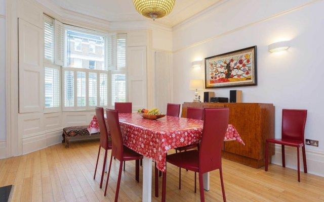Отель Veeve - House on the Heath комната для гостей