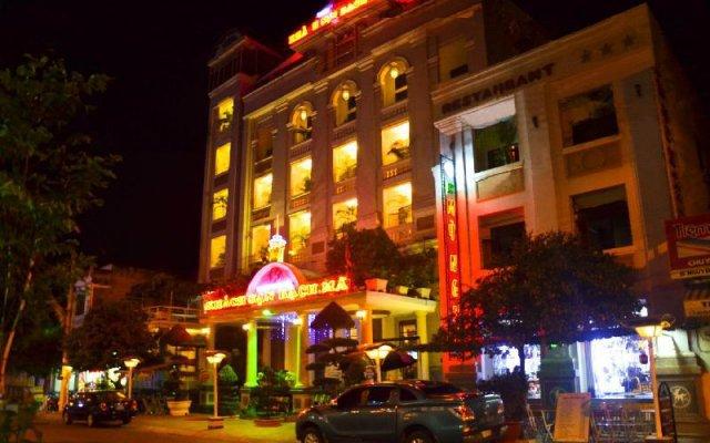 Bach Ma Hotel вид на фасад