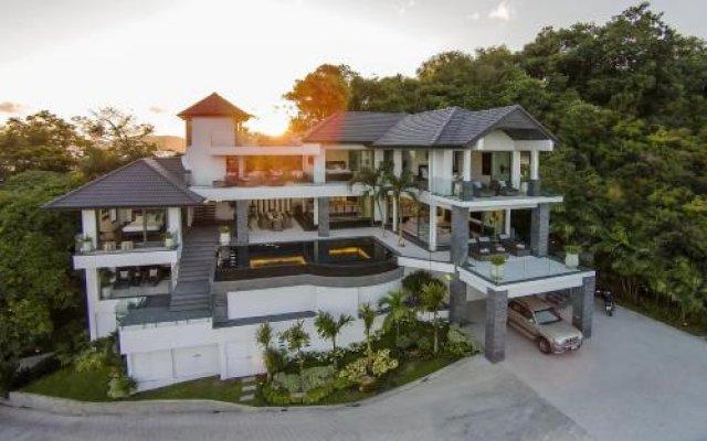 Отель Cape Panwa Villa вид на фасад