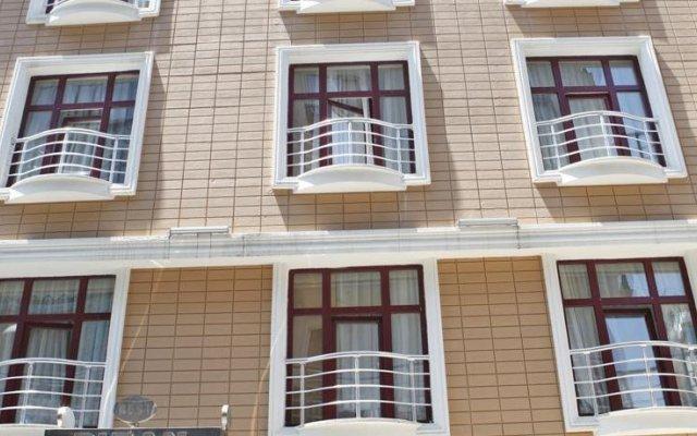 Hotel Best Piran вид на фасад